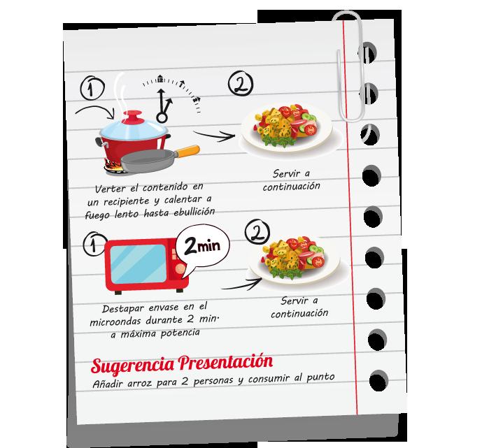 metodos de preparación caracoles marín